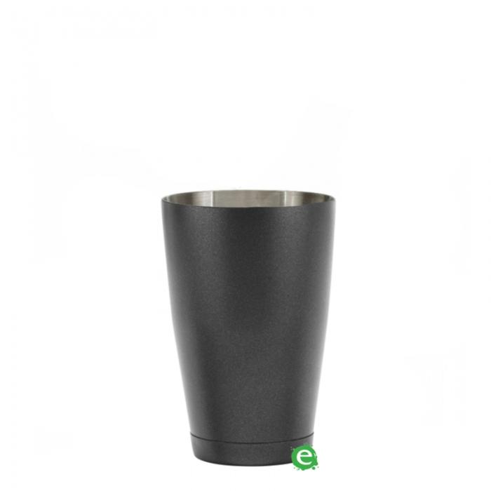 Shakers Boston Shaker Boston Bilanciato Premium Mixing Half Tin 600 ml Anthracite