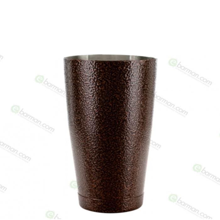 Shakers Boston Shaker Boston Bilanciato Premium Mixing Half Tin 600 ml Old Bronze