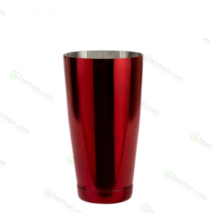 Shakers Boston Shaker Boston Bilanciato Premium Mixing Tin 900 ml Rosso Rubino