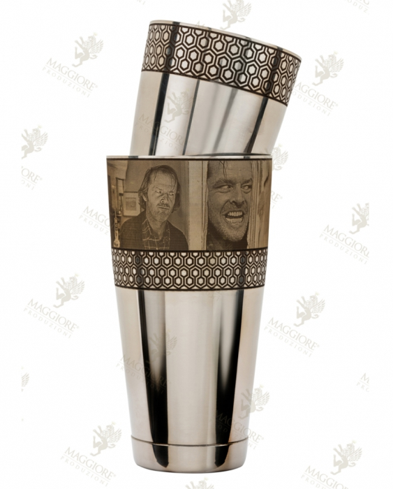 Maggiore Produzioni Shaker Boston Edizione Shining Figurale 900+500 ml
