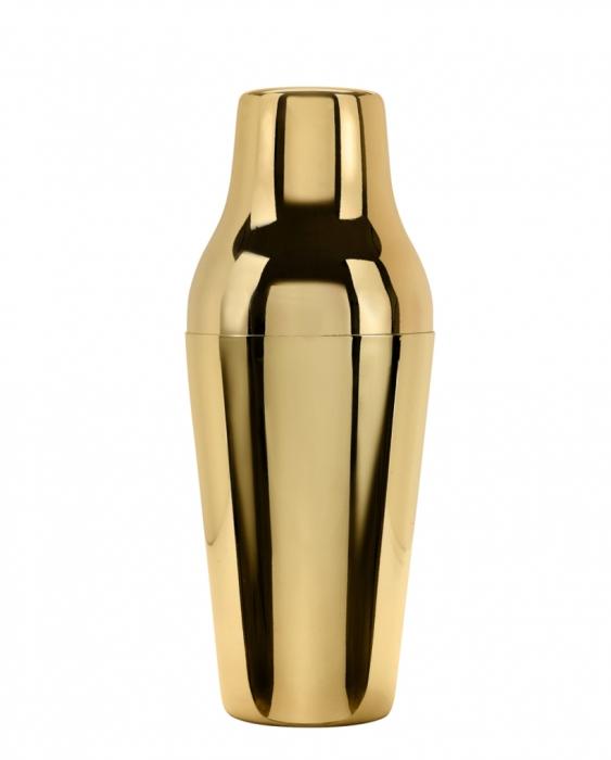 Shakers Parisienne Shaker Parisienne classic Oro 600 ml