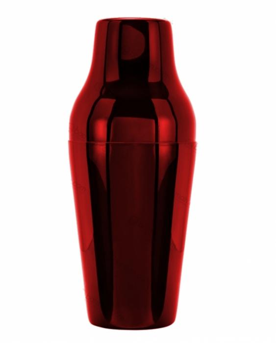 Shakers Parisienne Shaker Parisienne classic Rosso Rubino 600 ml