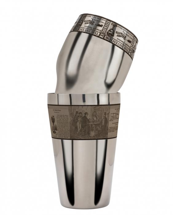 Maggiore Produzioni Shaker Parisienne Crusta Figurale 600 ml