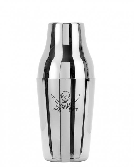 Shakers Parisienne Shaker Parisienne M-Ble Teschio del Pirata 600 ml