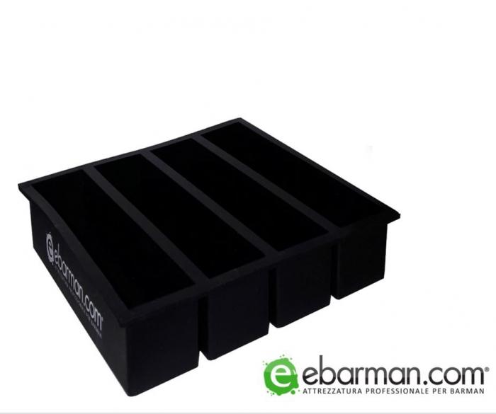 Accessori Ghiaccio Stampo blocco di ghiaccio chunk 13*3*3 cm