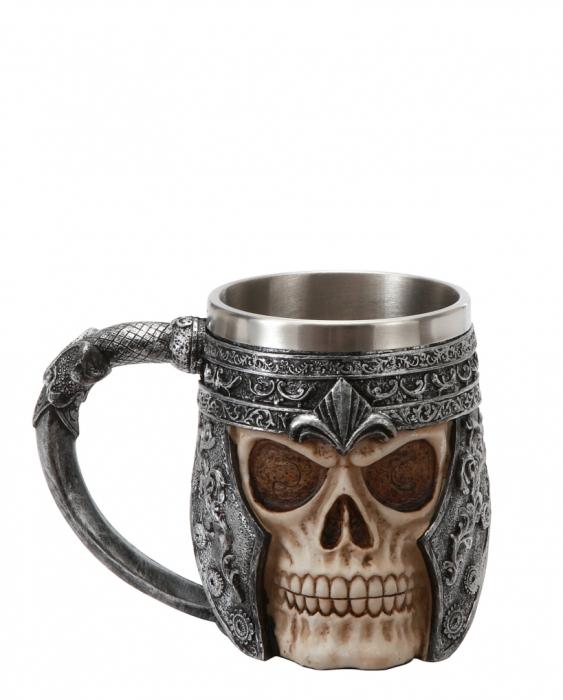 Mug Tazza Skull con teschio 40 cl