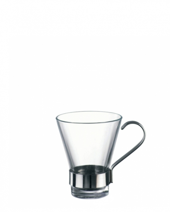 Caffetteria e Latte Art Tazzina da Caffè e Punch Ypsilon 11 cl 6 pz