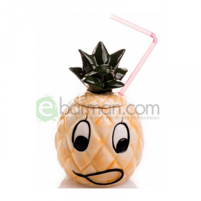 Mug Tiki mug Happy Ananas 50 cl