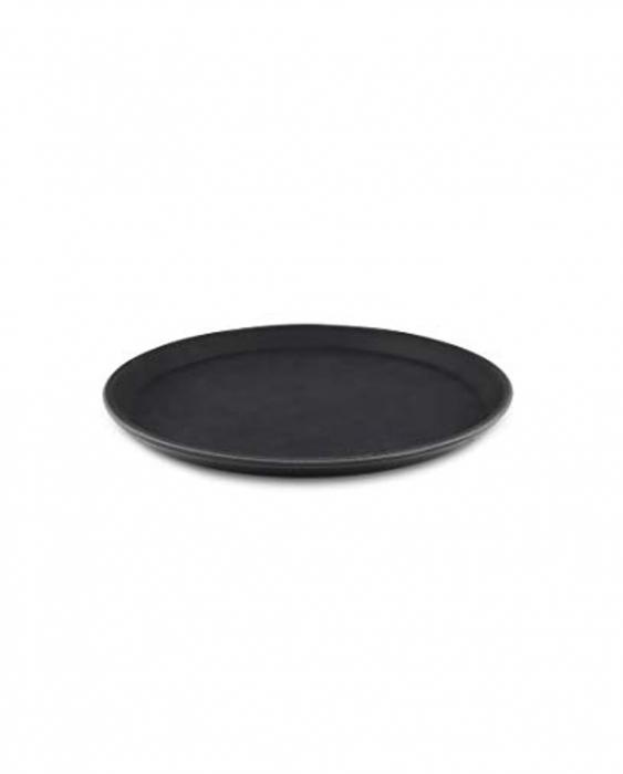 Accessori per Servizio Bar Vassoio antiscivolo gommato rotondo 27.5 cm