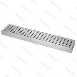 Bar Mat e Tappetini Bar mat in acciaio inox ebarman MAC2 50x10.5 cm