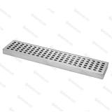 Bar Mat e Tappetini, Bar mat in acciaio inox ebarman MAC3 50x10.5 cm