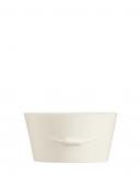 Decorazione Guarnizione, Be Nice Ciotola a forma di secchiello in porcellana 20 cl 6 pezzi