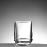 Bicchieri in Plastica, Bicchiere acqua in policarbonato trasparente 30 cl 4pz