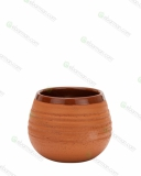 Mug , Bicchiere Mug in Terracotta Grezza Canchanchara Horizon 38 cl