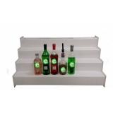 Moduli Bar e Bottigliere, Bottigliera Illuminata a Led