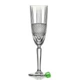 Bicchieri RCR Calice Brillante Flute RCR 18.5 cl 6pz