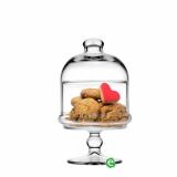 Decorazione Guarnizione, Campana Mini potiche in vetro