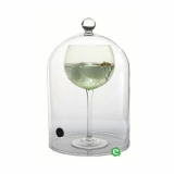 Accessori per Barman, Campana per affumicatura cocktails in vetro