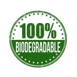 Cannucce e Tovaglioli, Cannucce dritte colore Nero 16cm Biodegradabili e Compostabili Conf.500 pz