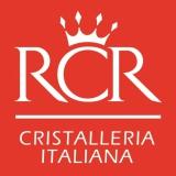 Decorazione Guarnizione, Centrotavola in Cristallo Laurus RCR