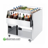 Moduli Bar e Bottigliere Cocktail Station M 75