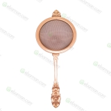 Strainers Double Strainer Delano Rose Gold