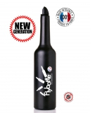 Flair Bottle & Plastic pour FlyBottle Flair Bottle Colore Nero Opaco 75 cl