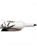Flair Bottle & Plastic pour, FlyBottle Soft Flair Bottle Colore Giallo 75 cl