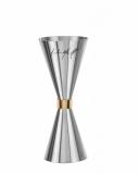 Attrezzatura Barman Personalizzata Jigger Mr Slim™ personalizzato con firma 10/15/20/30/45 ml