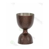 Jiggers, Jigger MTM 30/60 ml Old Bronze