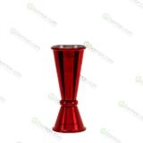 Jiggers, Jigger style Japanese 15/30 ml rosso rubino