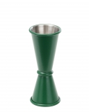 Ultimi in Stock Jigger style japanese 30/45 ml Verde