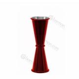 Jiggers, Jigger style japanese 45/50 ml Rosso Rubino