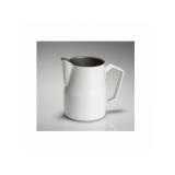 Caffetteria e Latte Art Lattiera professionale bianca 35 cl