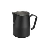 Caffetteria e Latte Art Lattiera professionale nera 50 cl