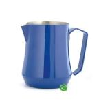 Caffetteria e Latte Art Lattiera Tulip Professionale blu 50 cl