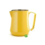 Caffetteria e Latte Art Lattiera Tulip Professionale gialla 50 cl
