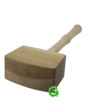 Accessori Ghiaccio, Martello per ghiaccio in legno naturale