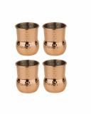 Mug Mini mug per shot color rame 6 cl 4pz