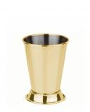 Mug Mint Julep Cup decorata oro 38 cl
