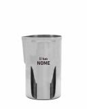 Attrezzatura Barman Personalizzata Mixing glass Mr Slim™ personalizzato con nome 580 ml