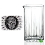 Mixing Glasses Mixing Glass RCR Combo Mexican Skull Seamless 650 ml