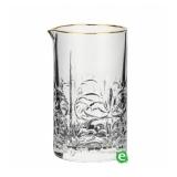 Mixing Glasses Mixing Glass RCR Tattoo Seamless Bordo Oro 650 ml