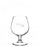 Bicchieri Personalizzati Singoli Modello Floreale Bicchiere Birra snifter 53 cl 1 pezzo