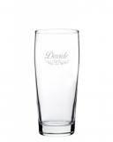 Bicchieri Personalizzati Singoli Modello Vittoriano Bicchiere Birra Willy 33 cl 1 pezzo