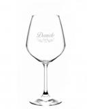 Bicchieri Personalizzati Singoli Modello Vittoriano Calice Vino rosso 52.5 cl 1 pezzo