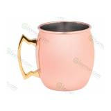 Mug , Moscow mule Tankard mug 40 cl