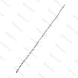 Decorazione Guarnizione Mr.Slim™ Speedy Stir in acciaio inox 25 cm