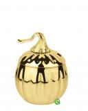 Mug , Mug Pumpkin in acciaio color oro 70 cl