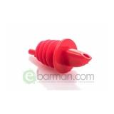 Flair Bottle & Plastic pour, Plastic Pour Rosso conf. 12 tappi